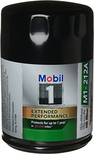 Mobil 1 M1-212A Extended Performance Oil Filter, 1 Pack