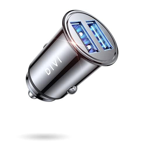 DIVI Zigarettenanzünder USB Lade...