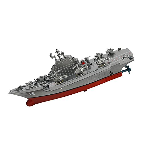 SM SunniMix RC Radio Remote Control Navy Aircraft Carrier Ship Perfect for Boating Lakes