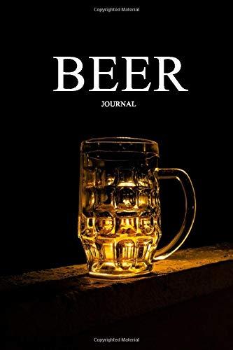 Beer Journal: Craft Beer Book For Beer Tasting Notes