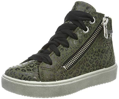 Superfit Mädchen Heaven Gore-Tex Hohe Sneaker, Grün (Grün 70), 32 EU