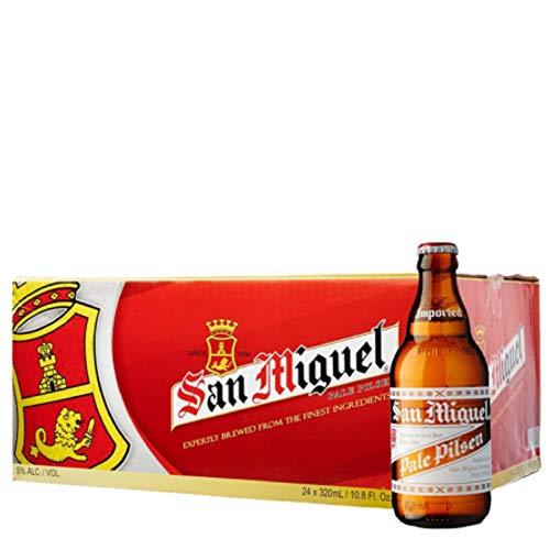 San Miguel - pale pilsen - Bier 320ml