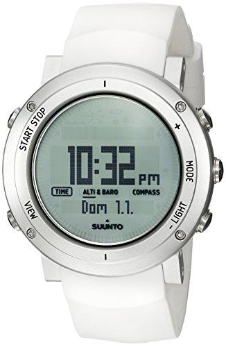 Suunto Core Altimeter Watch Aluminum Pure White - SS018735000