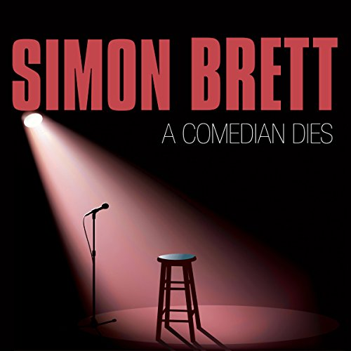 A Comedian Dies cover art