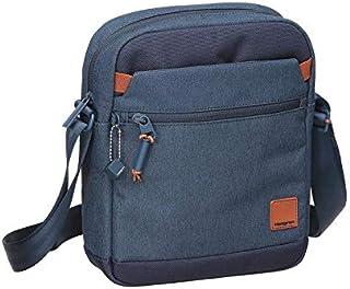 Hedgren Breakout Phantom Bag for Unisex, Crossbody Blue HESC02 318-01
