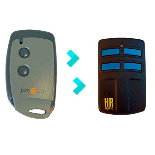 Mando de Garaje Universal HR MULTI 2 compatible con JCM NEO