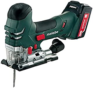 Metabo 18V Cordless Power Extreme Jigsaw with Body Grip
