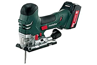 Metabo 18V Cordless Power Extreme Jigsaw with Body Grip (B008CHLTT4) | Amazon price tracker / tracking, Amazon price history charts, Amazon price watches, Amazon price drop alerts