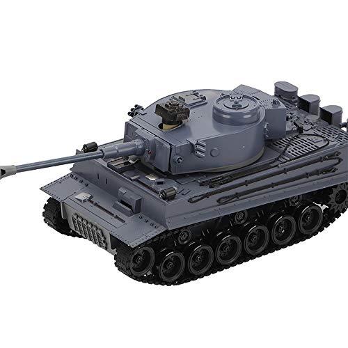KRCT Tanque de Control Remoto súper Grande El Coche Puede Disparar BB...