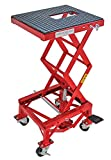 Extreme Max 5001.5083 Hydraulic Motorcycle Lift Table – 300 lb.