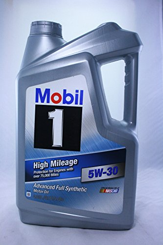 Mobil 1 High Mileage Advanced Full Synthetic 5W-30...
