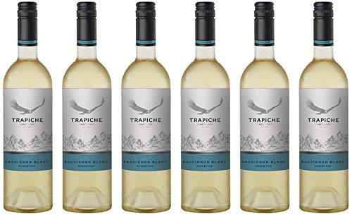 Trapiche Sauvignon Blanc - Vino Blanco - 6 Botellas