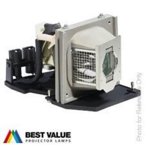 Vervangende Projector Lamp 310-7578 voor DELL 2400MP Projectors, Alda PQ® Lamp met behuizing