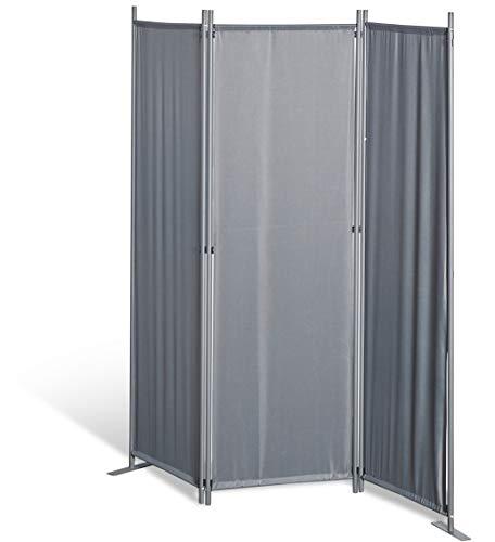 GRASEKAMP Qualität seit 1972 Sichtschutz, grau, 160x170 cm