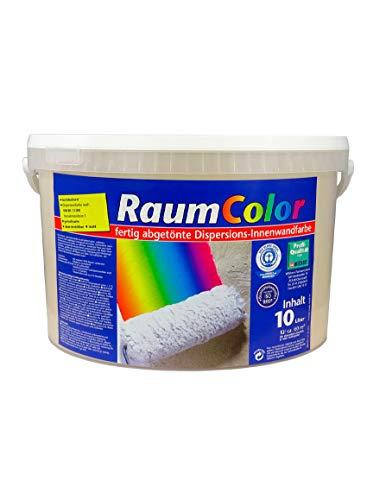Raumcolor getönt Cafe au Lait 10 Liter ca. 60 m² Innenfarbe Wandfarbe Wilckens Farbe Trendfarbe hochdeckend