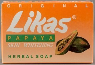 Likas Papaya Soap 5 x 135G by Likas