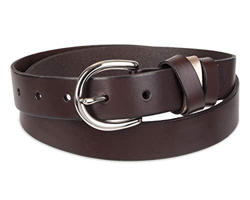 NYDJ Women's 100% Leather Casual Belt 2
