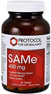 Protocol For Life Balance - Same 400 mg - Supports Nervous System and Joint Health, Pain and Stress Relief, Mood Support, ...