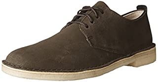 CLARKS Men's Desert London, Peat Suede Oxford, Size 10 (B01MR4QX1O) | Amazon price tracker / tracking, Amazon price history charts, Amazon price watches, Amazon price drop alerts