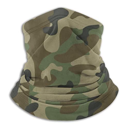 AJOR Pañuelo de camuflaje militar motocicletas elegante para regalo de la cara, 25 x 30 cm