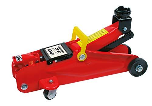 Brüder Mannesmann Werkzeuge M01802 Hydraulik Rangier-Wagenheber