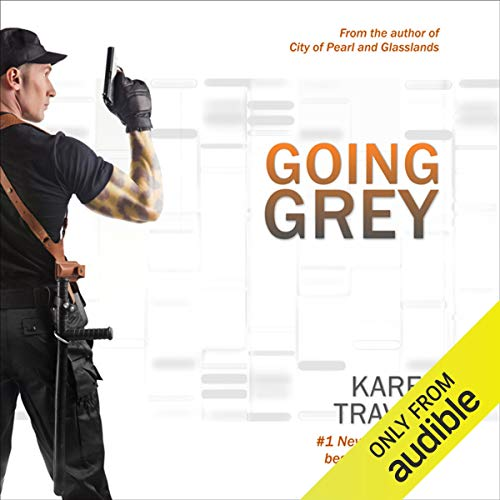 Going Grey  By  cover art