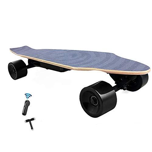 OFFA Mini Longboards Skateboard Wood Decks, Skate Eléctrico De 32
