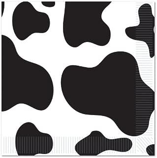 Best cow print paper napkins Reviews