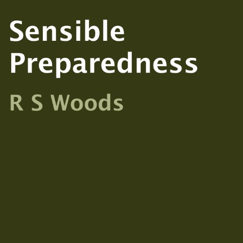 Sensible Preparedness audiobook cover art