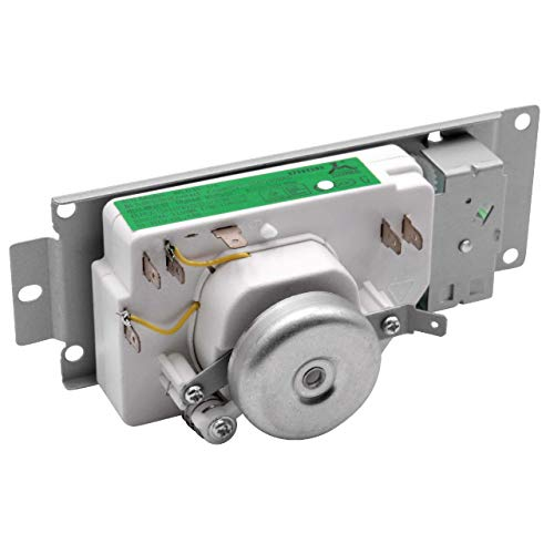 vhbw Temporizador de microondas, conmutador, controlador repuesto Midea WLD35-1/S, WLD35-2/S para microondas; 6 pines