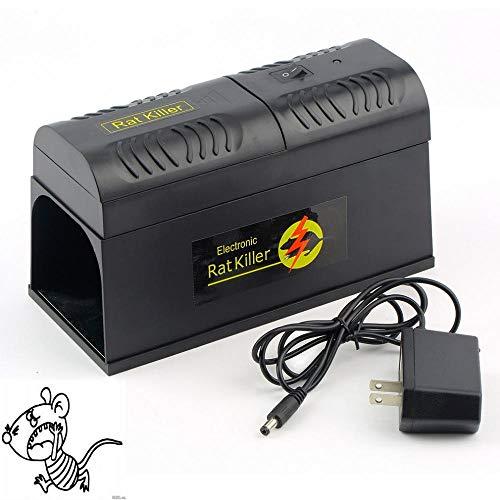 Trampa para ratas Ratones Ratón Asesino de roedores Adaptador de voltaje de...