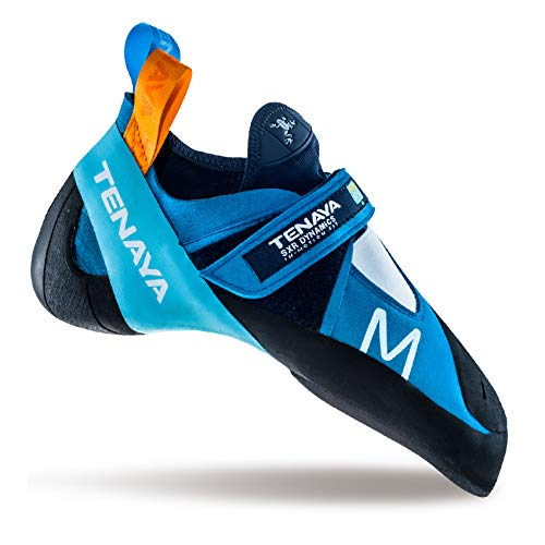 Tenaya Climbing Shoes Kletterschuhe, Unisex, 41012-85, blau, 7,5 UK