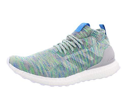 adidas Ultraboost Mid Shoe - Men's Running 7 Grey/White