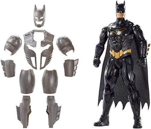 DC BATMAN MISSIONSTMFigura de acción Batman superarmadura (Mattel FYY22)
