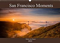 San Francisco Moments (Wandkalender 2022 DIN A3 quer): Eine persoenliche Auswahl von Eindruecken und Momenten festgehalten in 12 Bildern aus der Metropole San Francisco. (Monatskalender, 14 Seiten )