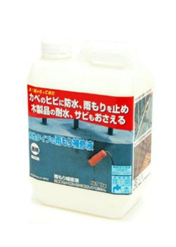 日本ミラコン産業 雨もり補修液 透明 1kg MR-003