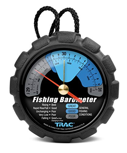 Trac Outdoor T3002 Fishing Barometer
