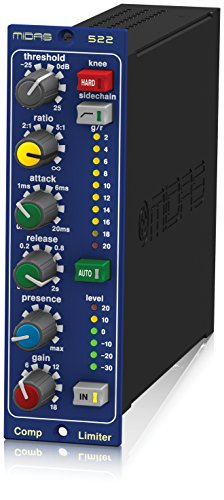 MIDAS 500 SERIES COMPRESSOR LIMITER 522. Buy it now for 246.00