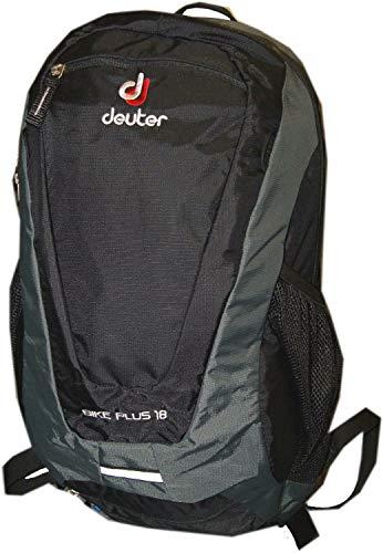 Deuter Bike Plus 18 Rucksack (Farbe: 7410 Black/Granite)