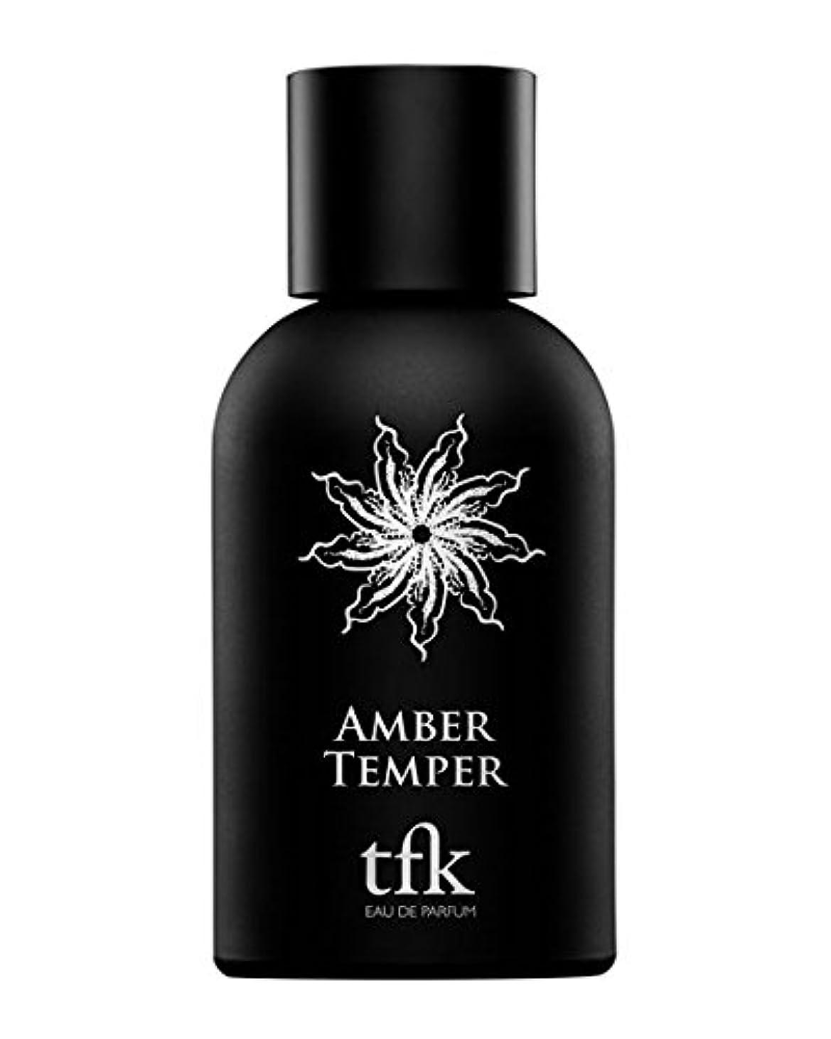 仕事一貫性のないクリエイティブThe Fragrance Kitchen AMBER TEMPER (ザ フレグランス キッチン アンバー テンパー) 3.4 oz (100ml) EDP Spray for Women