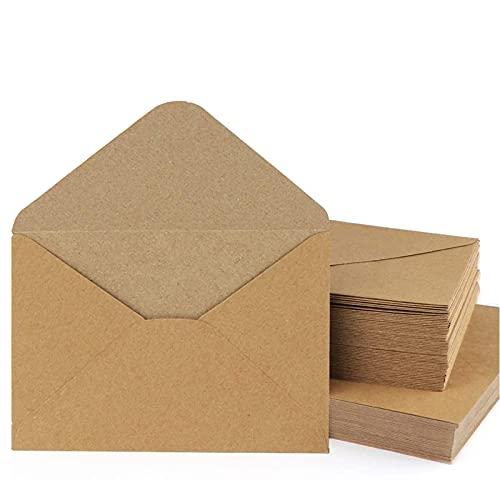 60Pcs/Set Petites Enveloppes Mar...