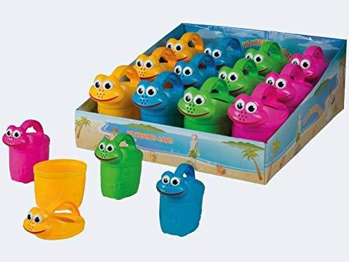 Happy People 74057 Gießkanne mit lustigem Gesicht 74057-Gießkanne, bunt, 300