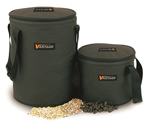 Chub Vantage Universal Bait Bucket Small Ködereimer Falteimer Baitbucket Ködertasche
