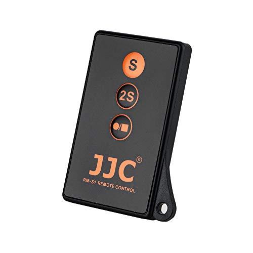 JJC IR Fernauslöser für Sony Alpha NEX A7 Series Kameras Ersetzt Sony RMT-DSLR2 & RMT-DSLR1