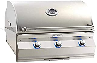 Fire Magic Aurora A540i 30-inch Built-in Natural Gas Grill With Analog Thermometer - A540i-5ean