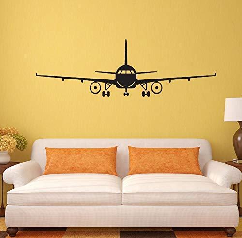 Tianpengyuanshuai muurstickers voor vliegtuigen, afneembaar, van vinyl, kamerdecoratie