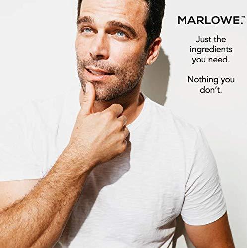 Marlowe Non 102 Savon gommage pour homme pour le corps 177 ml - Meilleure barre exfoliante pour...