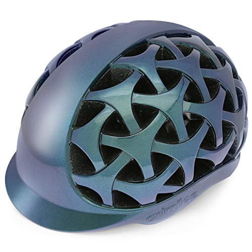 animiles Bike Helmets for Adults, Bicycle Helmet Men Women Lightweight for Mountain Bike Urban Commuter
