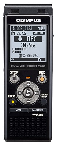 Olympus WS-853 - Grabadora digital, 8 GB...