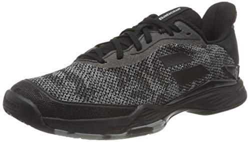 BABOLAT Jet TERE Clay Men, Zapatillas de Tenis Hombre, Black/Black, 40.5 EU